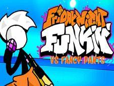 Friday Night Funkin vs Fancy Pants