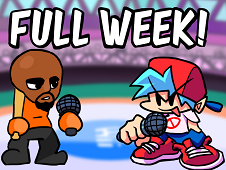 Friday Night Funkin VS Matt from Wii Sports
