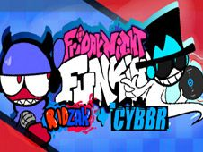 Friday Night Funkin V.S. RidZak + Cybrr
