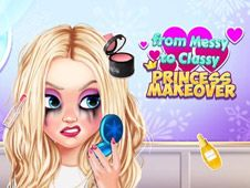 From Messy to Classy Princess Makeover