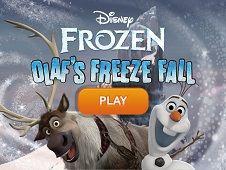 Frozen 2 Olaf Freeze Wall