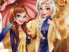Frozen Fall fashion Guide