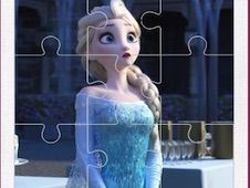 Frozen Fever Jigsaw