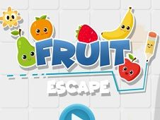 Fruit Escape Draw Line