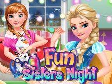 Fun Sisters Night