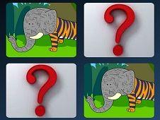 Funny Animals Memory Match