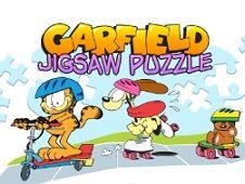 Garfield Jigsaw