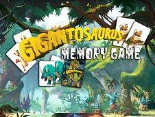 Gigantosaurus Memory