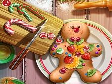 Gingerbread Realife Cooking