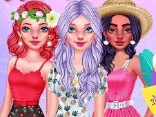Girly Summer Patterns