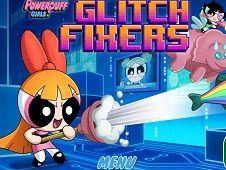 Powerpuff Girls Glitch Fixers
