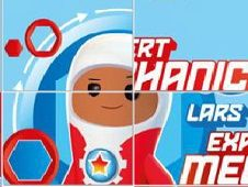 Go Jetters Games