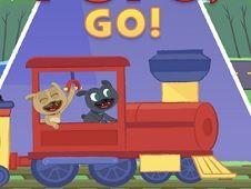 Go Pups, Go!