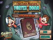 Gravity Falls Vortex of Doom