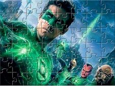 Green Lantern Group Puzzle