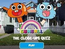 Gumball Close Up Quiz