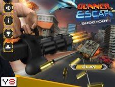 Gunner Escape Shootout