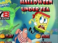 Halloween Under Sea