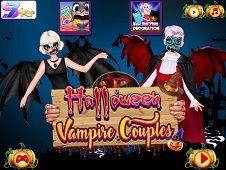 Halloween Vampire Couples