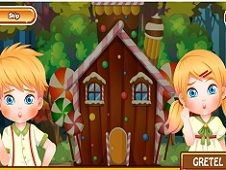 Witch Makeover Hansel and Gretel