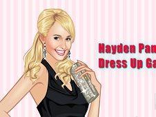 Hayden Panettiere Dress Up