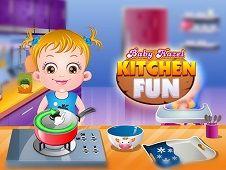 Hazel Kitchen Fun