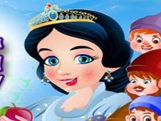 Baby Hazel Snow White Story - Baby Hazel Games