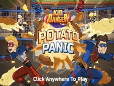 The Adventures of Kid Danger Potato Panic