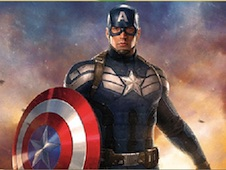 Hero Captain America Puzzle
