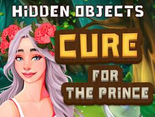 Hidden Objects Cure For The Prince