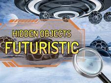 Hidden Objects Futuristic