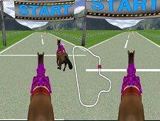 Horse 3D Racing