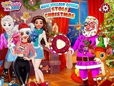 How Harley Quinn Stole Christmas