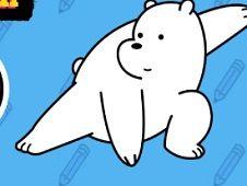 How to Draw Ice Bear