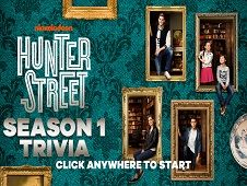 Hunter Street Trivia Season 1
