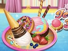 Ice Cream Donut