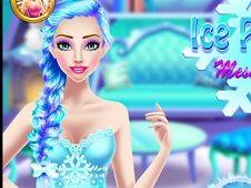 Ice Princess Messy Room
