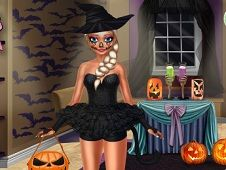 Ice Princess Halloween Prep