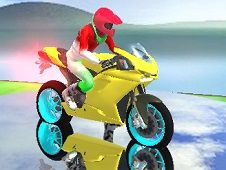 Impossible Motorcycle Race