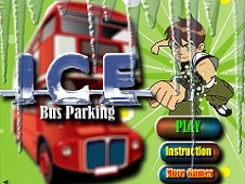 Ben 10 Ice Bus Parking