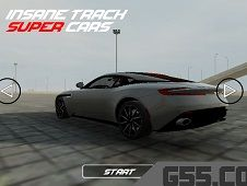 Insane Track Supercars