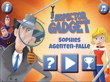 Inspector Gadget Sophies Agenten Falle