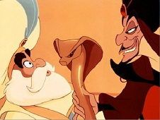 Jafar and the Sultan