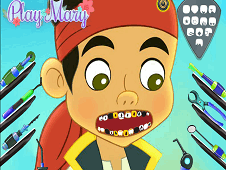 Jake and the Never Land Pirates at The Dentist