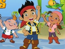 Jake and the Never Land Pirates Hidden Stars