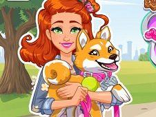 Jessie Shiba Dog