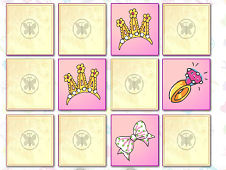 Fancy Nancy Memory Game