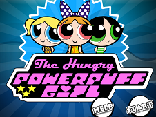 The Hungry Powerpuff Girls