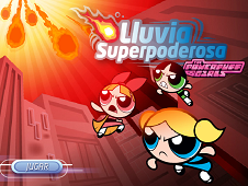 The Powerpuff Girls Super Rain