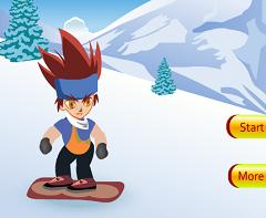 Bayblade Snowboarding